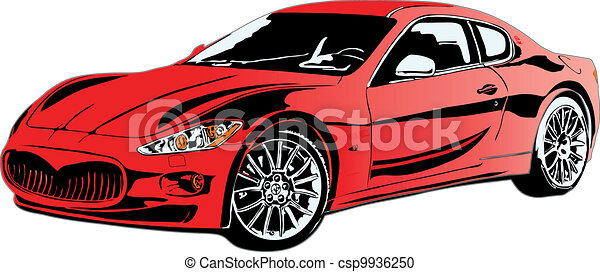 sport car made in eps - csp9936250