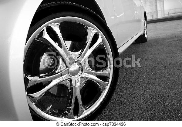 Sport car - csp7334436