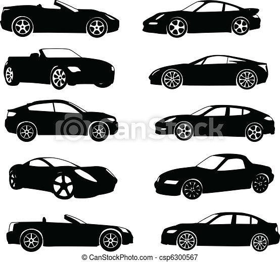 Sport cars - csp6300567