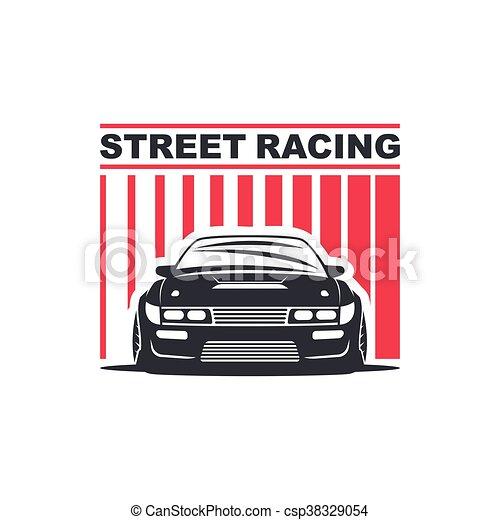 sport drift car - csp38329054