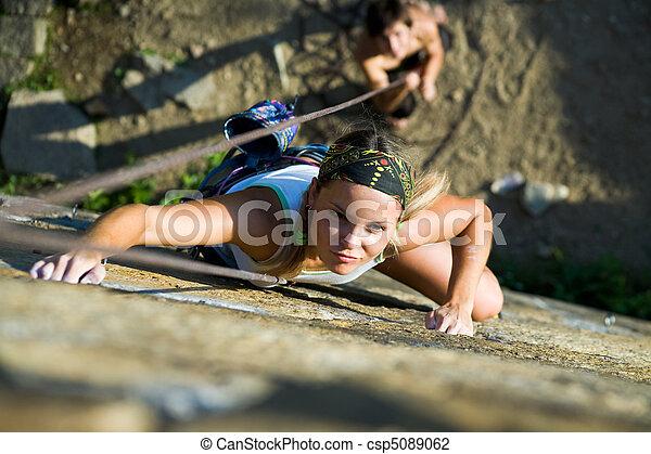 sport extrême - csp5089062