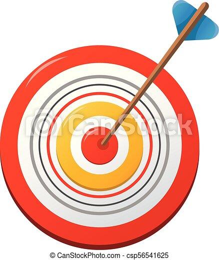 Sport game icon, cartoon style - csp56541625