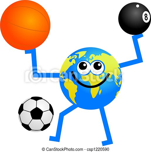 sport globe - csp1220590