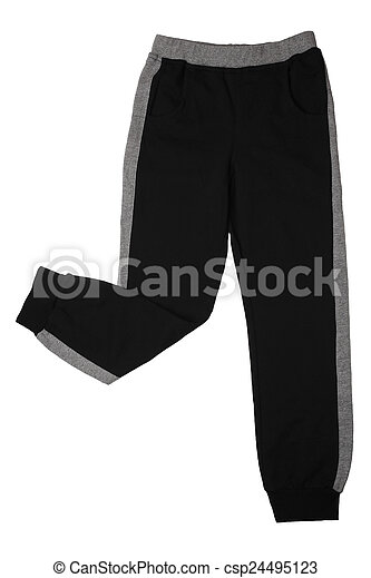Sport pants for children - csp24495123