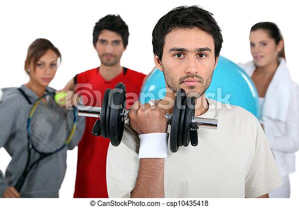 Sport - csp10435418
