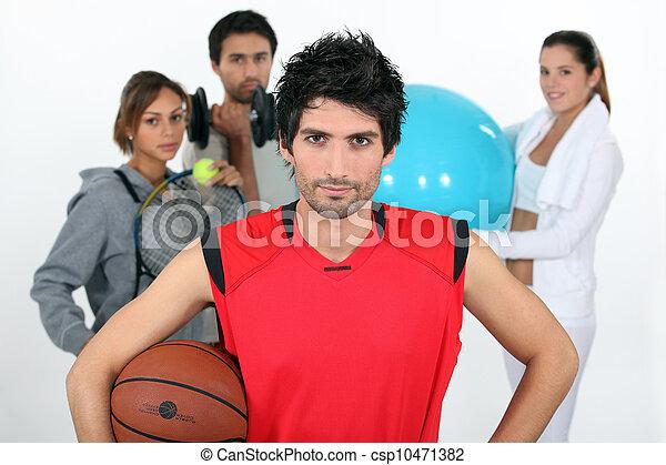 Sport - csp10471382