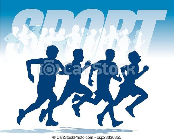 sportende - csp23836355