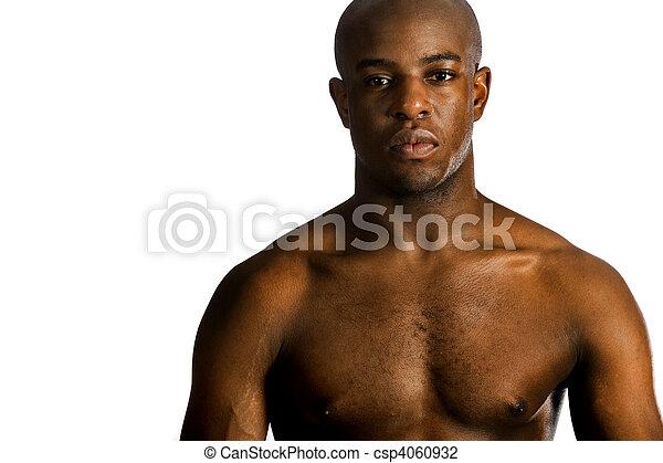 sportowy, człowiek - csp4060932
