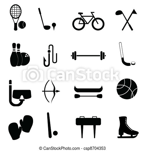 Sports and leisure equipment - csp8704353