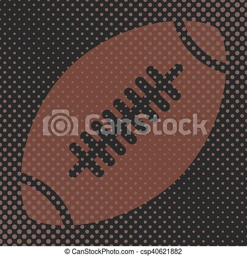 Sports background, vector illustration. - csp40621882