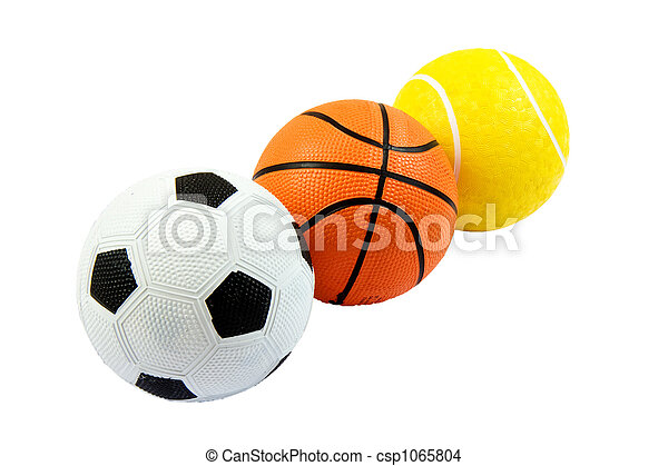 Sports Balls - csp1065804