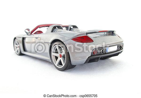Sports Car Model - csp0655705