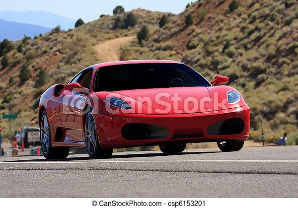 sports car - csp6153201