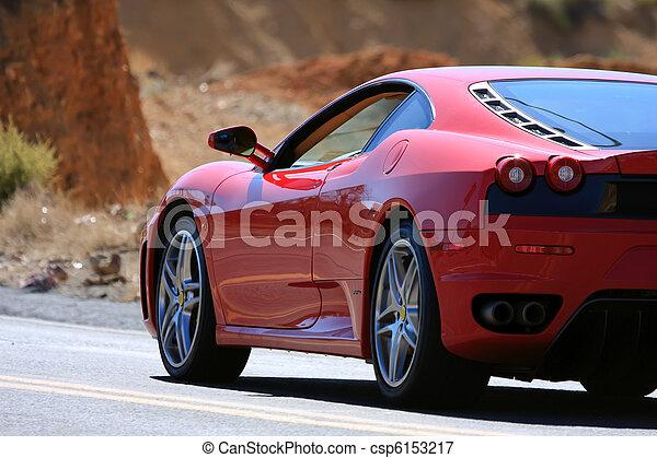 sports car - csp6153217