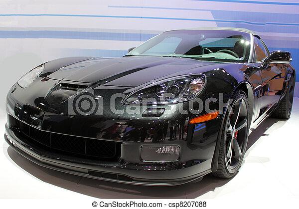 Sports car - csp8207088