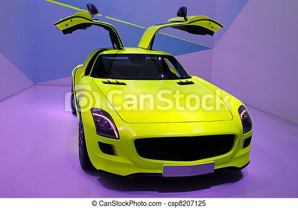 Sports car - csp8207125