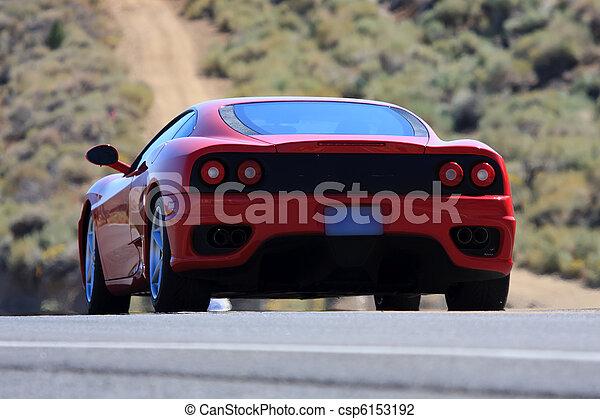sports car - csp6153192