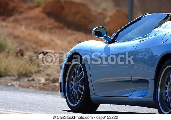 sports car - csp6153222