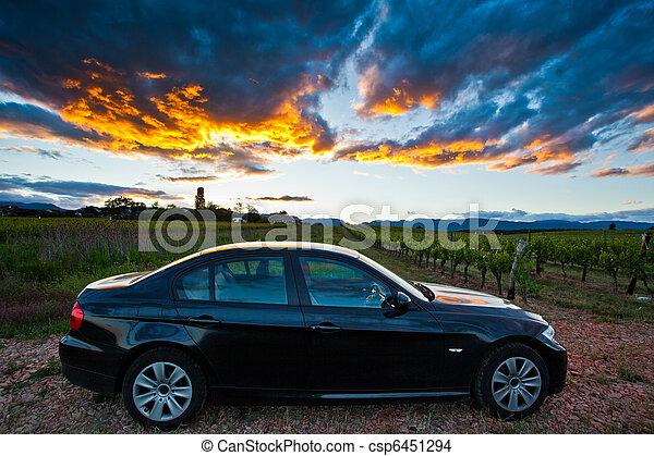 Sports car - csp6451294