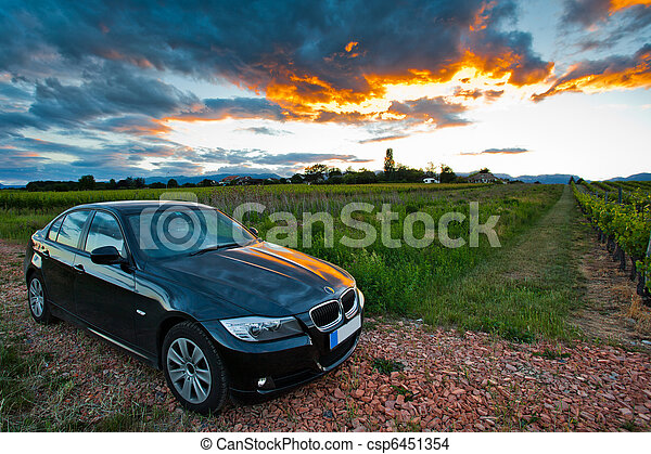 Sports car - csp6451354