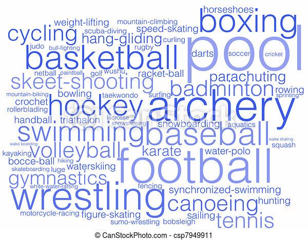 Sports - csp7949911