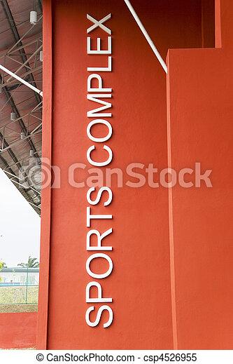 Sports Complex - csp4526955