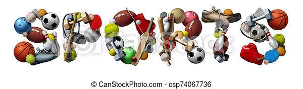 Sports - csp74067736