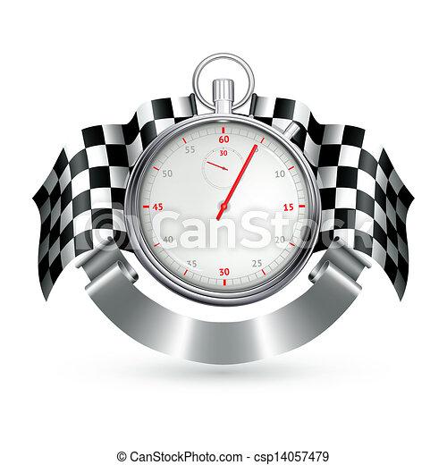 Sports Emblem, vector - csp14057479