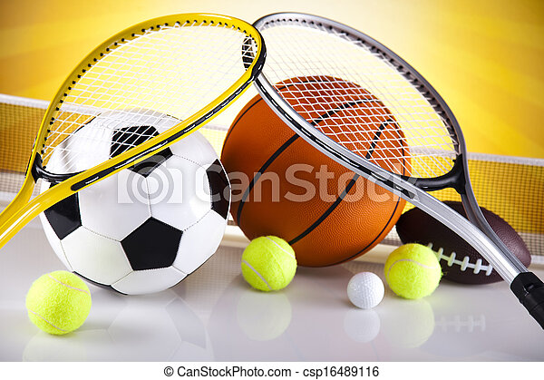 Sports Equipment - csp16489116