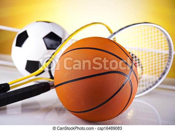 Sports Equipment - csp16489083
