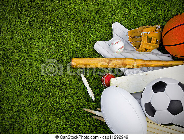 sports equipment - csp11292949