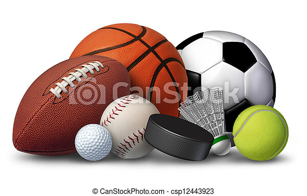 Sports Equipment - csp12443923