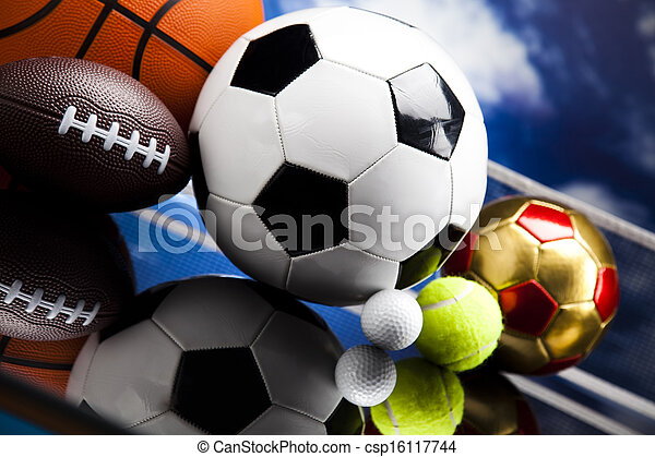 Sports Equipment - csp16117744