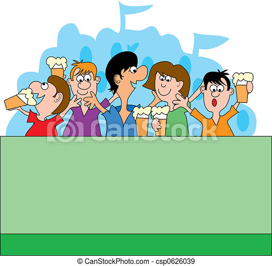 sports fans sports fans yelling in an outdoor stadium rh canstockphoto com crowd clipart png crowd clipart gif
