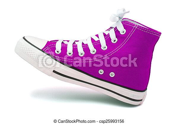 sports footwear  - csp25993156