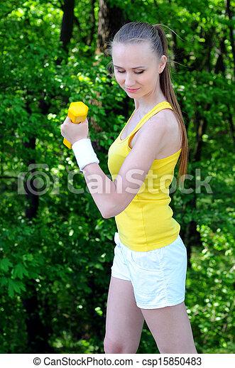 Sports Park - csp15850483
