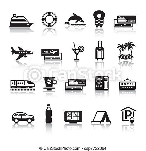 Señales. Turismo. Viajar. Deportes. - csp7722864