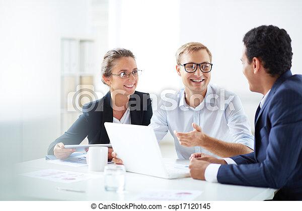 spotkanie, handlowy - csp17120145