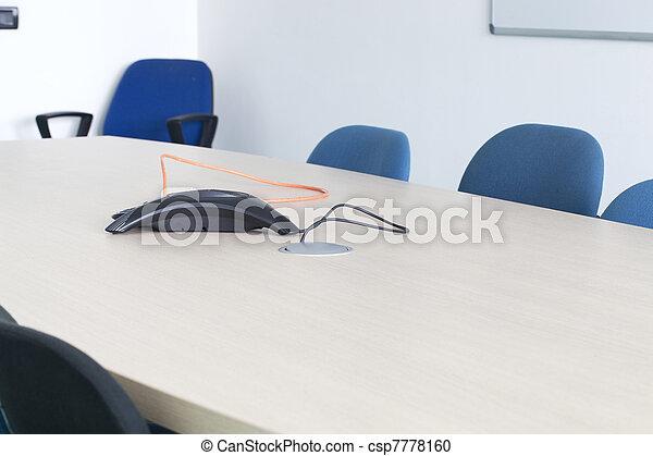 spotkanie pokój - csp7778160