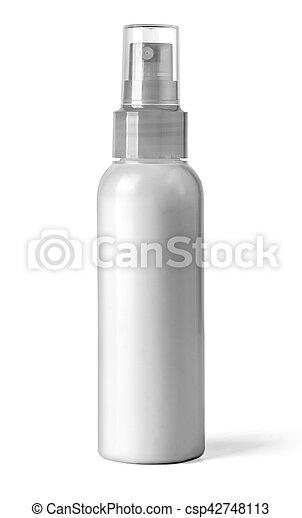 Plast sprøjte flasker