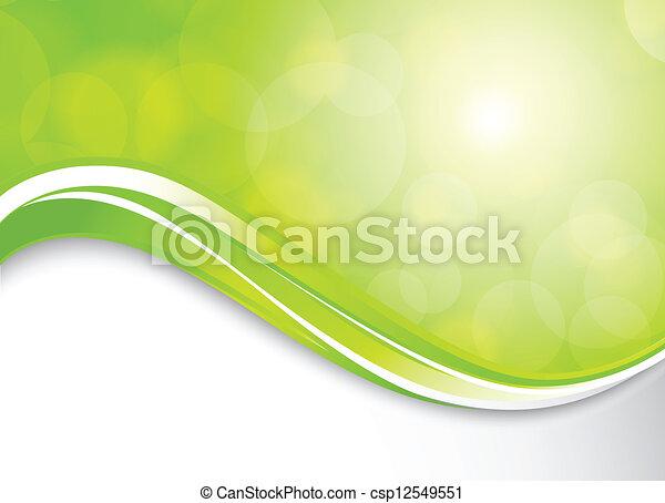 Spring background - csp12549551