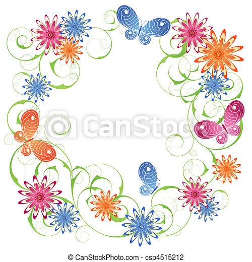 Spring background - csp4515212
