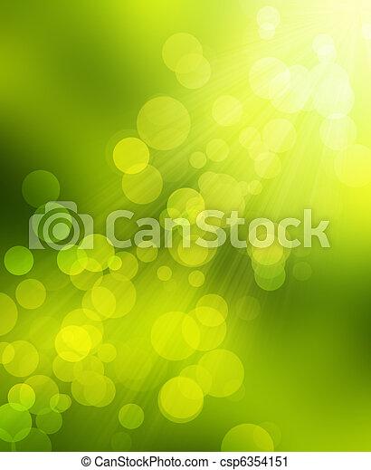 Spring background - csp6354151