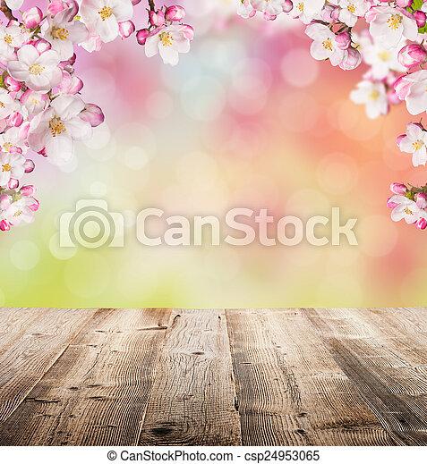 Spring background - csp24953065