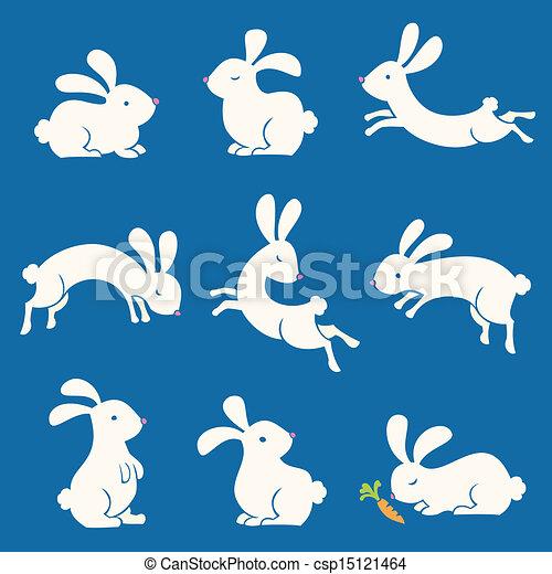 Spring Bunnies - csp15121464