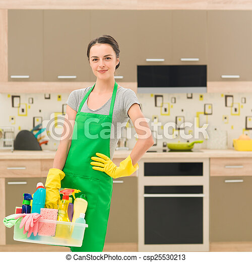 spring cleaning - csp25530213