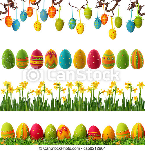 Spring easter collection - csp8212964