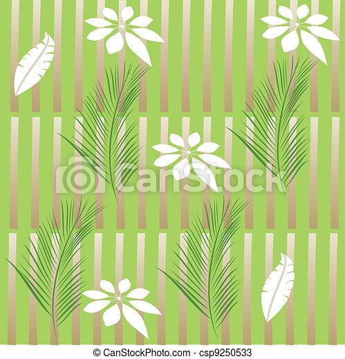 Spring floral background - csp9250533