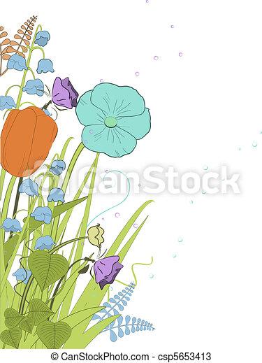 spring florals - csp5653413