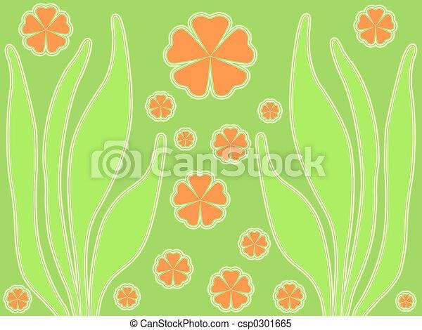Spring florals - csp0301665